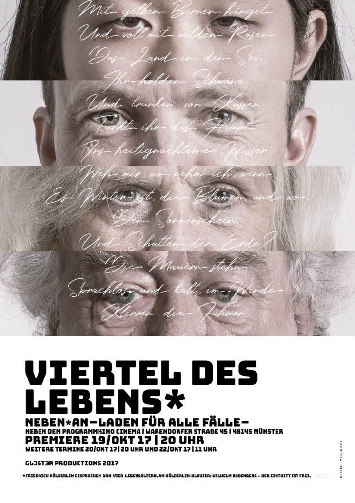 Viertel des Lebens | Gloster Productions