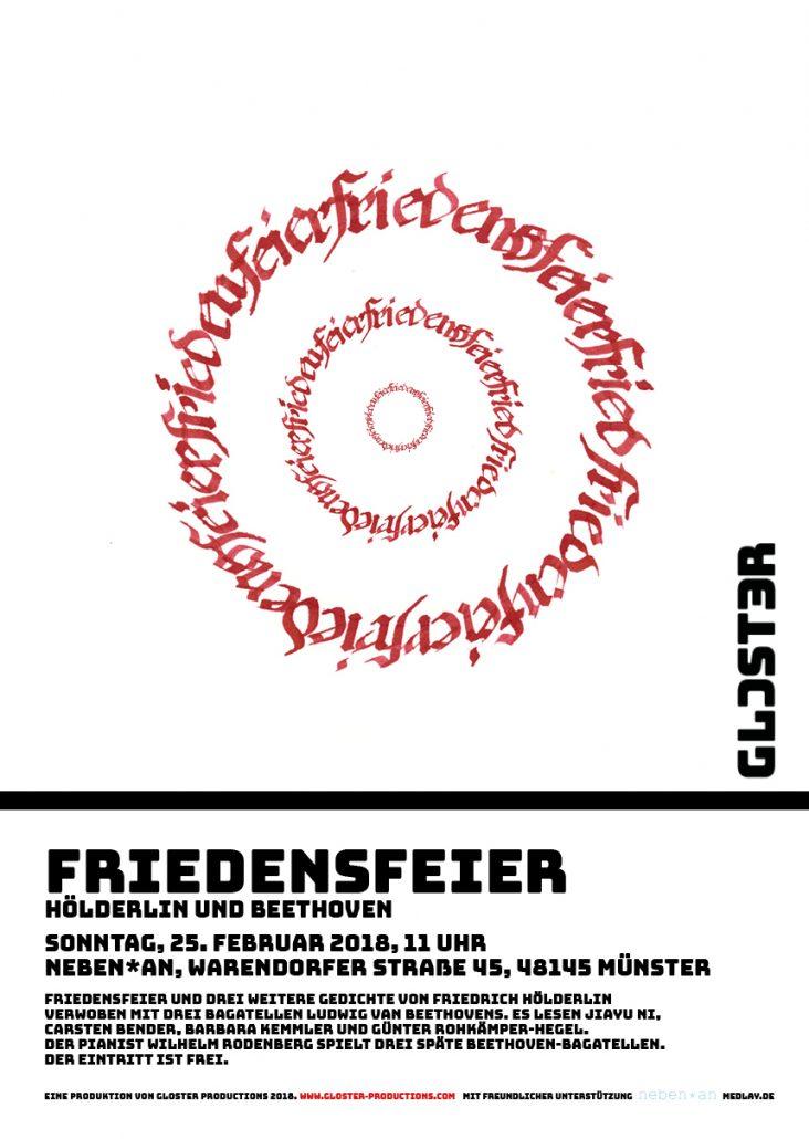Friedensfeier -Hölderin und Beethoven