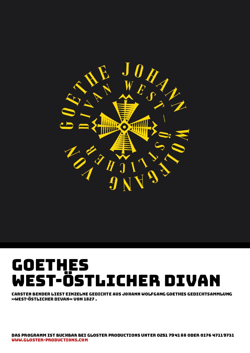 Goethes West-Östlericher Divan